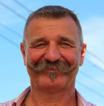 Une aussi belle moustache, ça ne se loupe pas !