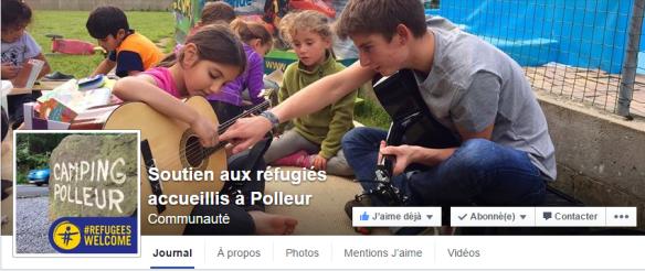 Facebook-SoutienRéfugiés