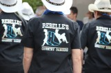 Les Rebelle's groupe de country danse à la Saint-Fiacre