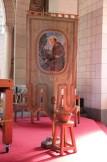Bannière de saint Fiacre