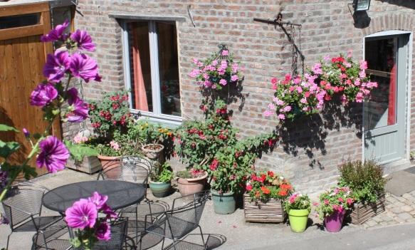 2016 - Façades fleuries