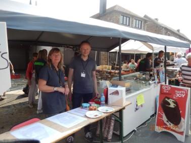 Saint-Fiacre 2017 - Nouveau comité des fêtes