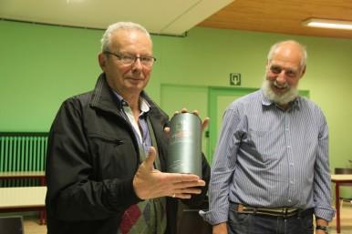 Gaston Lejeune et Jean-Paul Frisée