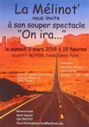 2018-03-03 - La Mélinot