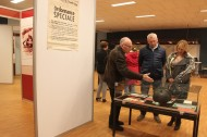 2018-11-09 - Vernissage de l'exposition Le Triangle rouge - La Reid