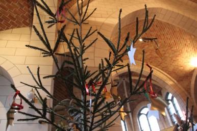 Crèche de l'église Saint-Lambert de La Reid - 2019